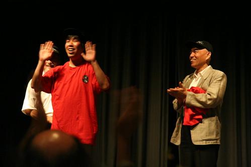 Maeda Ryo 6P and Takemiya Masaki 9P