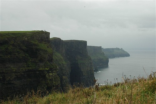 The Cliffs of Moher ~