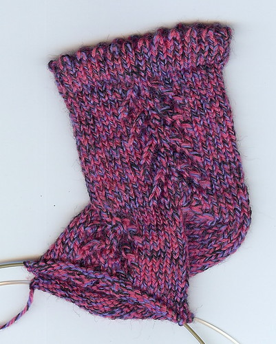 Sweet William baby socks_001