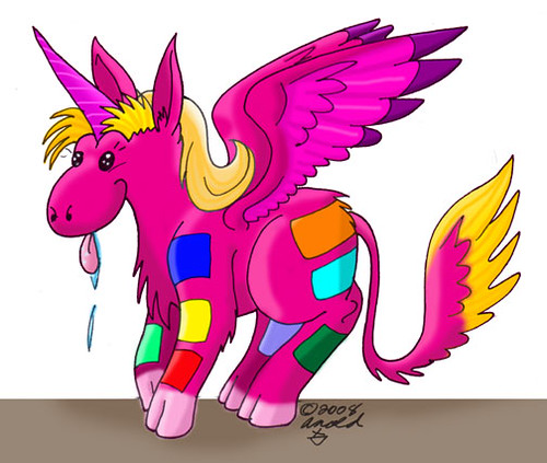 198. Patches the Loveable Minicorn