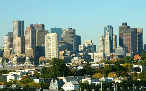 Downtown Boston, MA (Credit: kla4067 on Flickr.com)