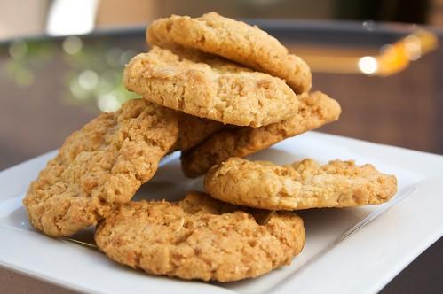 aromaterapia e ricette di biscotti