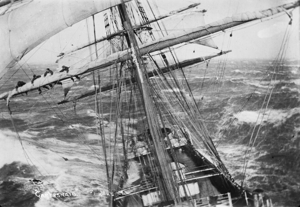 Ship Garthsnaid, ca 1920s