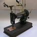 Steampunk Sewing Machine by Bekathwia