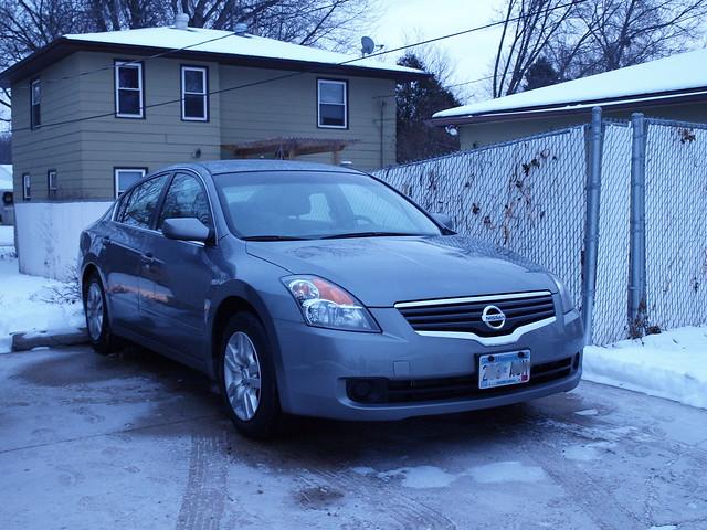 2009 Nissan Altima 3