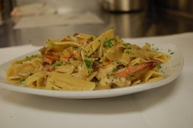 Shrimp Carbonara Food Network