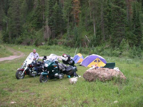 Jim Bridger camp
