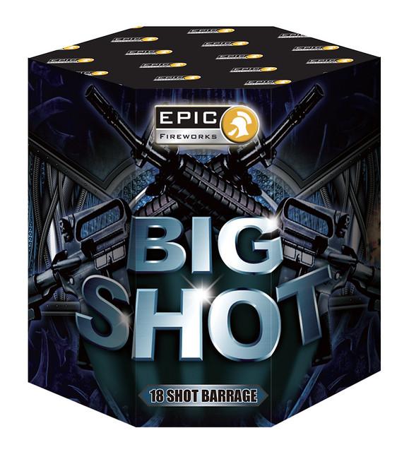 big shot - little 18 shot repeater