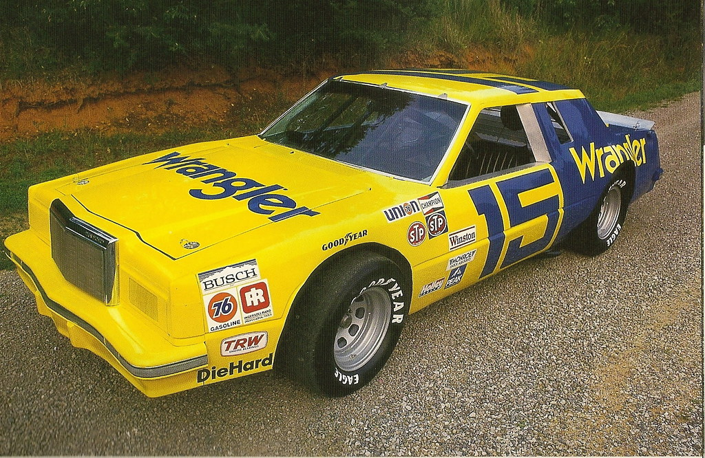 What Cars Did Dale Earnhardt Drive