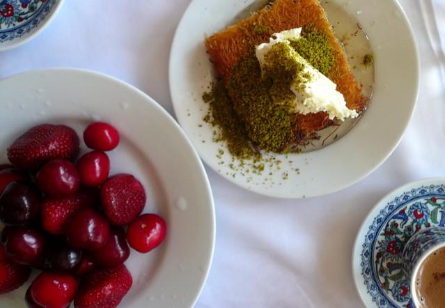 Food, Istanbul, Turkey