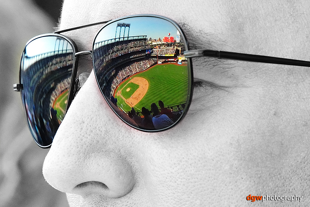 CitiField - Eyes on the Field...