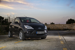 automobile(1.0), automotive exterior(1.0), supermini(1.0), vehicle(1.0), city car(1.0), ford(1.0), ford fiesta(1.0), land vehicle(1.0), hatchback(1.0),