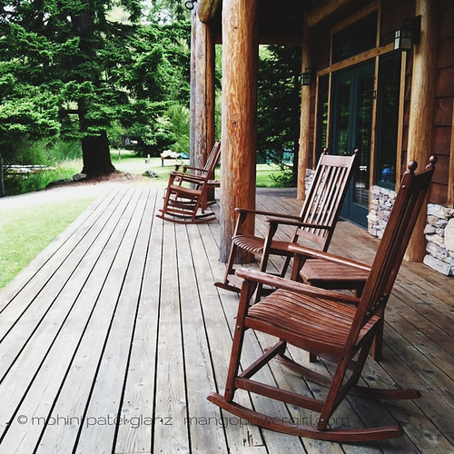 R&R chairs at Lakedale