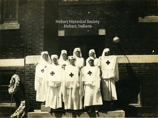 WWI Red Cross Hobart