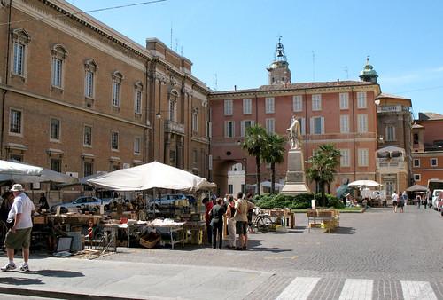 Piazza Giuseppe Garibaldi - Ravenna