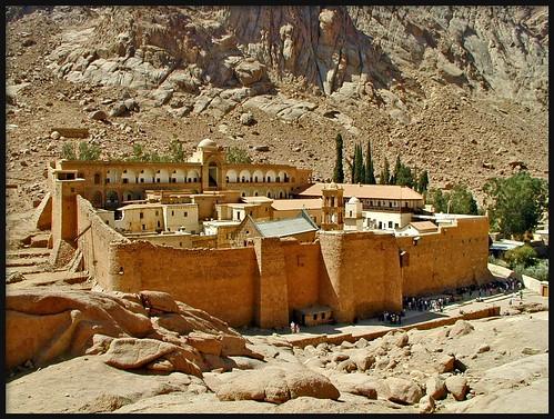 St. Catherine´s Monastery