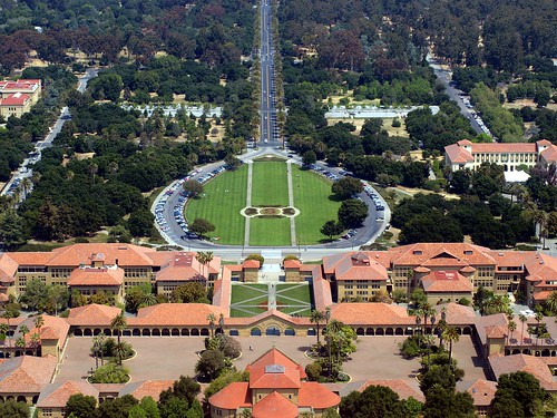 Stanford Quad and Oval