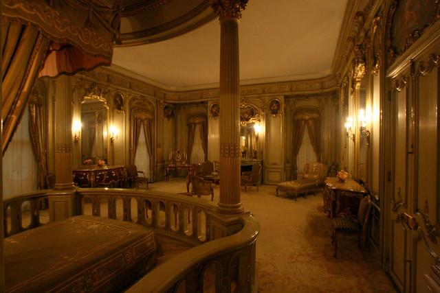 vanderbilt mansion interior located in hyde park ny it