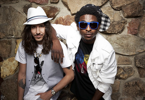 Shwayze, five four jacket, summit, mtv buzzin, cisco adler