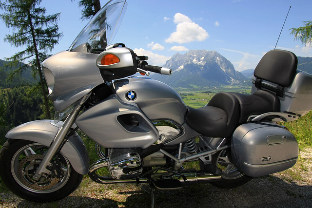 Bmw r 1200 cl motorcycle trip austria europe copyright b egger eu