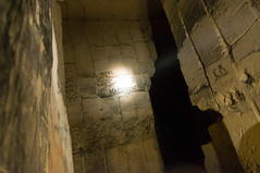Maastricht - Century old Advertising in the Sint Pietersberg Caves / Mines