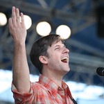 Sun, 03/08/2008 - 1:31pm - Sunday at the Newport Folk Festival, 2008 - Joey Burns
