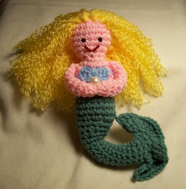 Crochet Amigurumi Mermaid Flickr - Photo Sharing!