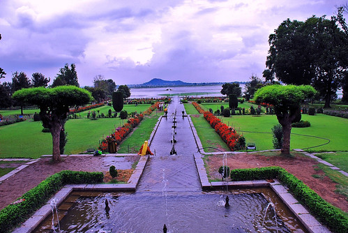 Mughal garden booking