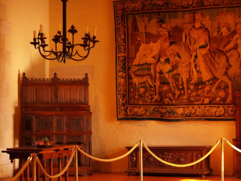 Amboise interior