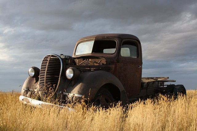 Rusty old 1939 Ford Truck Edit | Flickr - Photo Sharing!