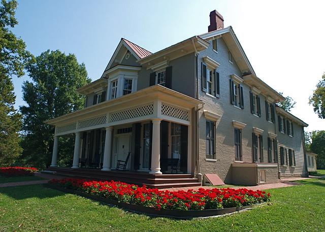 Frederick Douglass House Washington Dc Flickr Photo