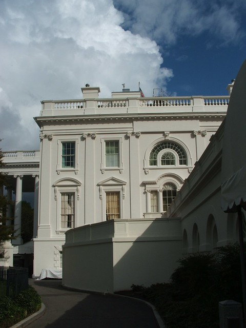 White House Private Quarters Flickr Photo Sharing