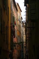 Street, Vieux Nice