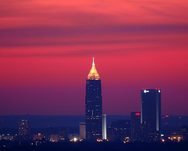 Atlanta (Bank of America)