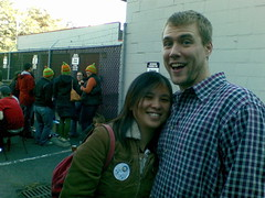 At the Great Pumpkin Beer Festival
