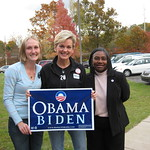 Gov. Granholm at Muskegon Canvass Kick-Off