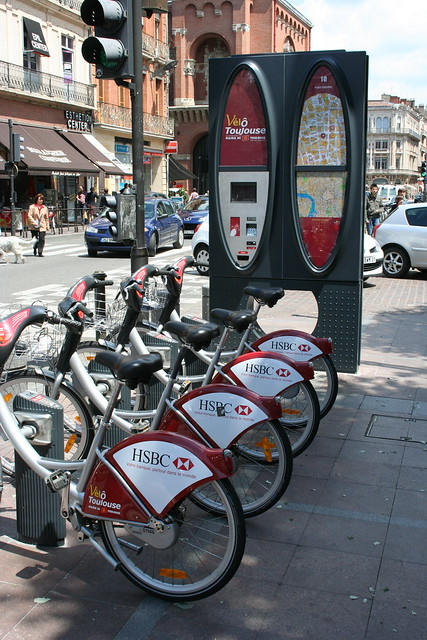 VélôToulouse, Toulouse, France