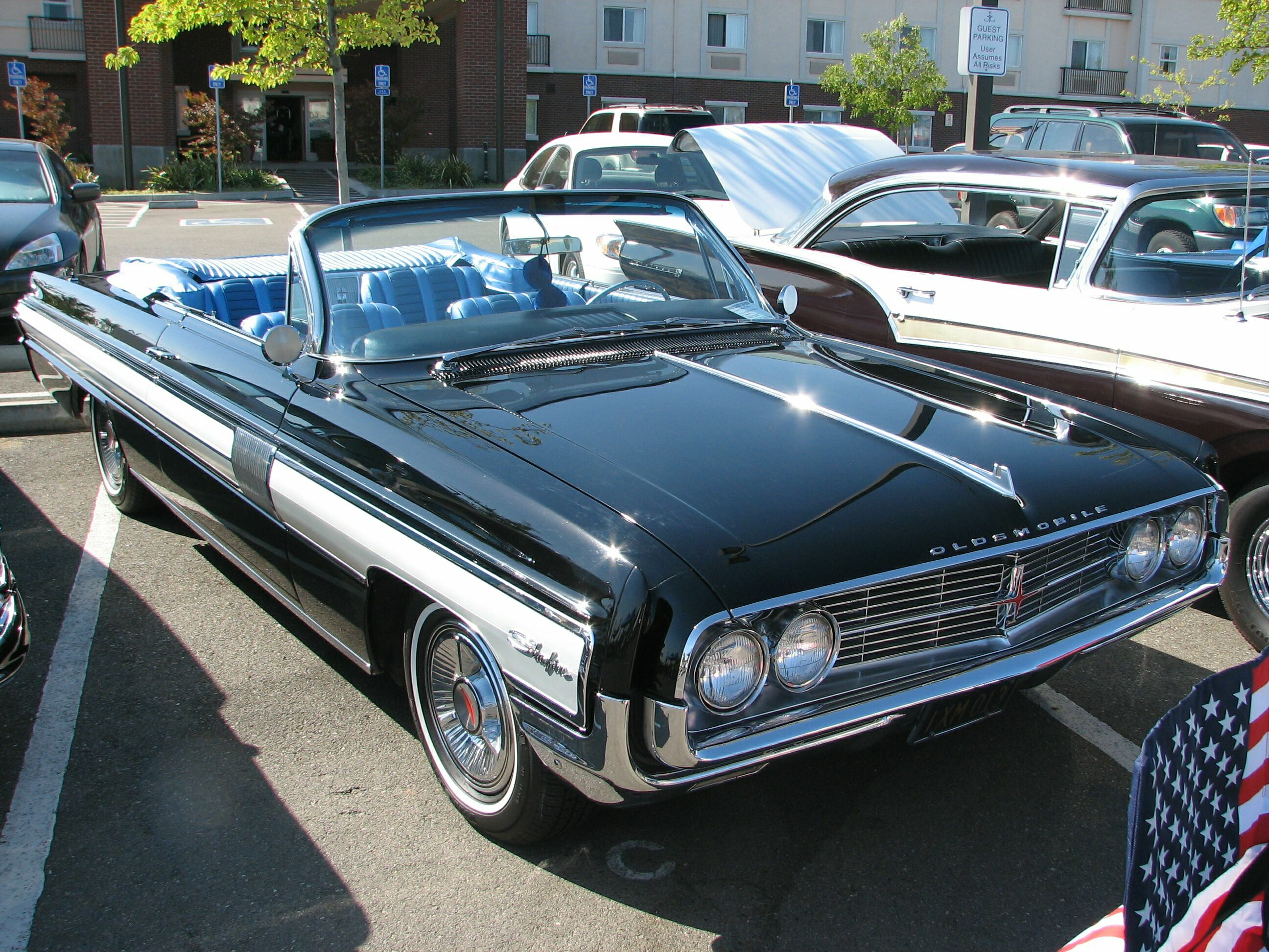 1962 olds starfire convertible for sale