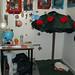 Mar, 18/11/2008 - 11:33 - Imaxe do stand do proxecto 'A gravidade sen gravidade' (IES Val do Tea. Ponteareas. Pontevedra). Galiciencia. 18 de novembro de 2008