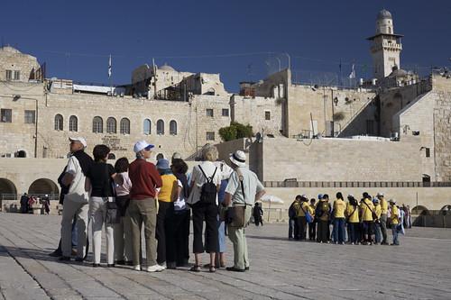 Tourism Jerusalem