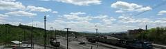 2008 05 24 - Altoona - NS Railyard 1
