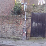 Hampstead pole