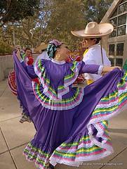 Folclorico Mixteco, City Terrace Park, Los Angeles, California