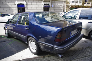 1992 SAAB 9000 CD 2.3 turbo