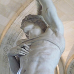 Michelangelo, Dying Slave looking up