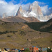 El Chaltén and Fitz Roy
