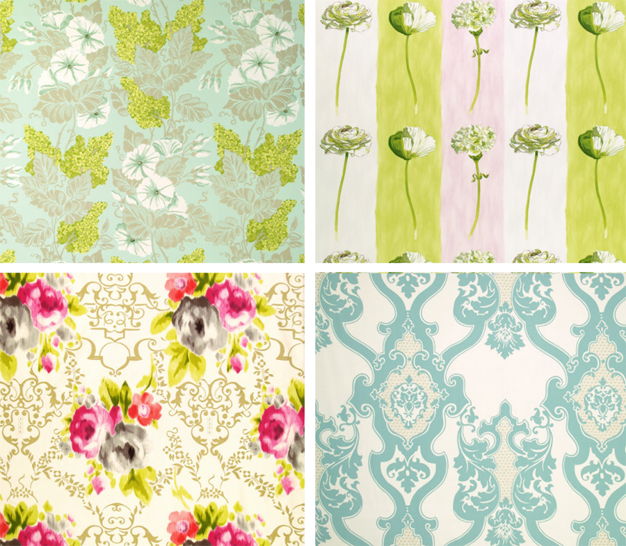 Designers Guild New Fabrics Wallpapers Decor8