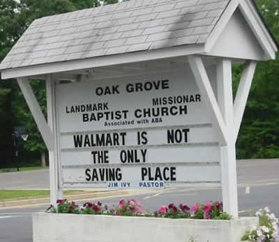2404952104 4b840ce065 Funny Church Signs