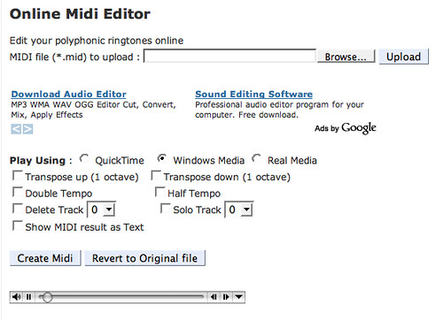 online midi editor | Captured and shared with the Jing Proje