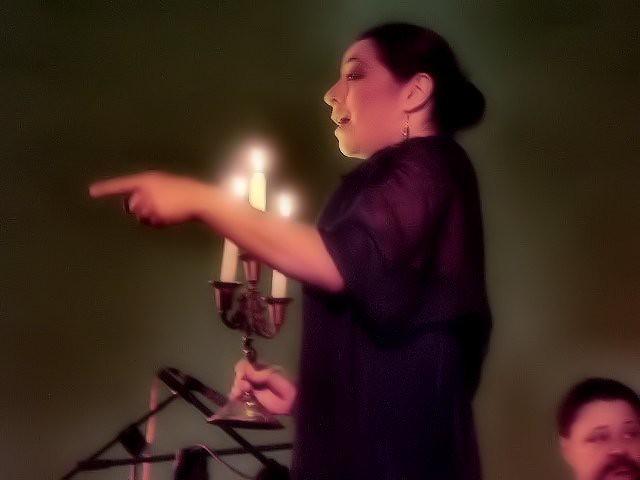 Jeanette Macari Jeanette : Eblen Macari Aires